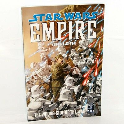 Star Wars - Empire: v. 7: Wrong Side of the War by Fabbri, Hartley & Vecchia