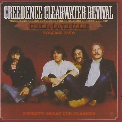 CD - Creedence Clearwater Revival - Chronicle Volume Two - A383 - RAR