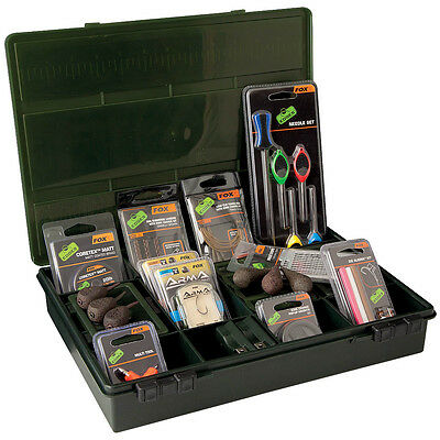 NEW Fox AD Royale Large Loaded Fishing Tackle Box *DEAL* - CBX074