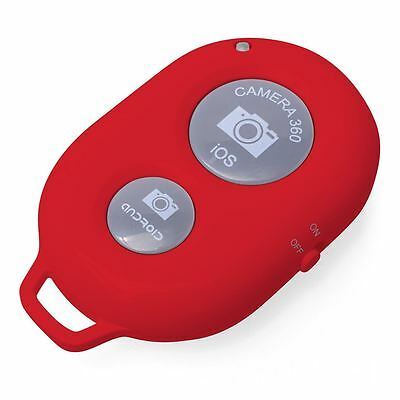 Wireless Bluetooth Camera Shutter Button for iPhone 6 6S 7 Galaxy S6 S7 Note