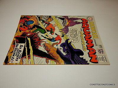 SHOWCASE PRESENTS #31  Aquaman second app. 1961 Aqualad  VF 8.0 white pages !!!