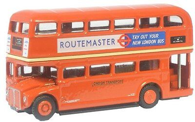 OXFORD London Transport Routemaster Bus SCALA N NRM001