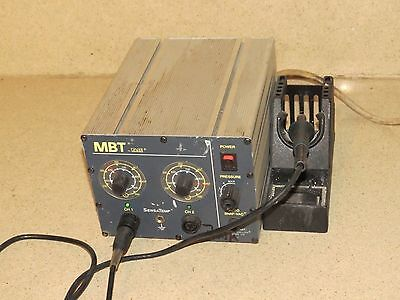 Pace Mbt Pps 80A Pps80A Soldering Desoldering Station W/ Iron (A9)