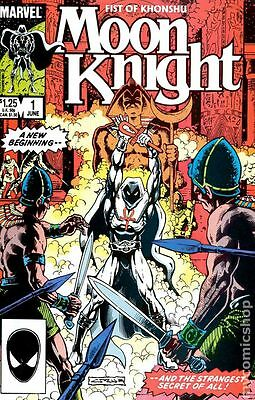 Moon Knight (1985 2nd Series) Fist of Khonshu #1 VF