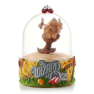 Hallmark Magic Ornament 2013 It's a Twister - The Wizard of Oz - #QXI2265-SDB