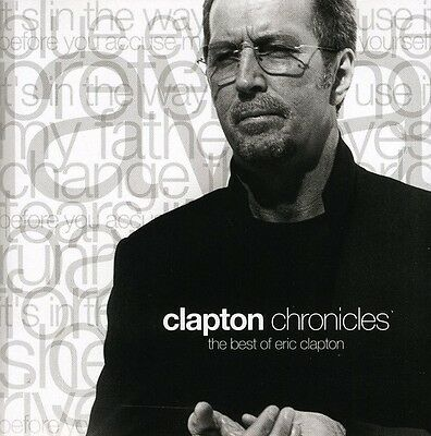 Eric Clapton - Clapton Chronicles: Best of [New CD]