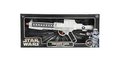 Disney Parks Star Wars Storm Trooper Stormtrooper  Blaster with Electronic Sound