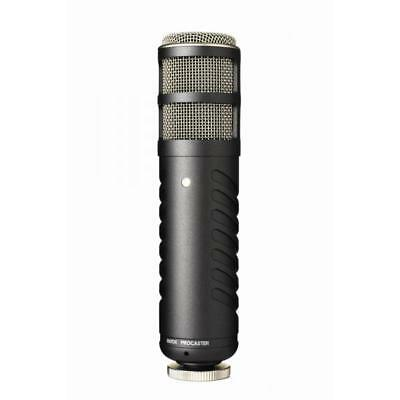 RODE Procaster Dynamic Broadcast Quality Studio Microphone