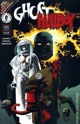 Ghost Hellboy Special (1996) #1 VF