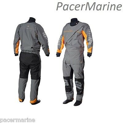 Crewsaver Phase 2 Breathable Drysuit Zip Sailing Canoe Kayak