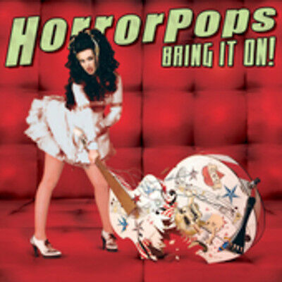 HorrorPops - Bring It on [New CD] Digipack Packaging