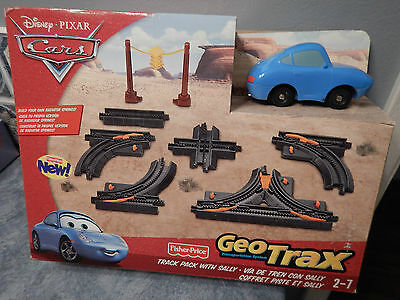 New Fisher-Price Geotrax Track Pack With SALLY