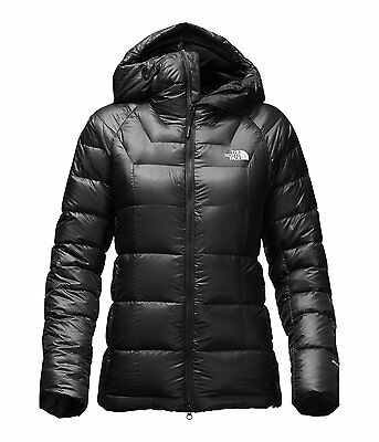 The North Face Women's IMMACULATOR PARKA 800 Down Climbing Jacket TNF Black M