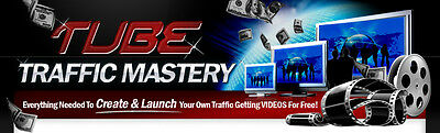 How To Create & Launch Your Own Videos To Boost Your Web Traffic- Videos on 1 CD