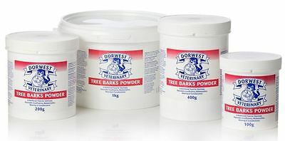 Dorwest Herbs Tree Barks Powder for Dogs and Cats 100 g