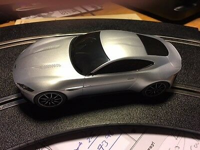 Unboxed Scalextric Aston Martin Db10 James Bond Spectre C1336 Dpr & Lights