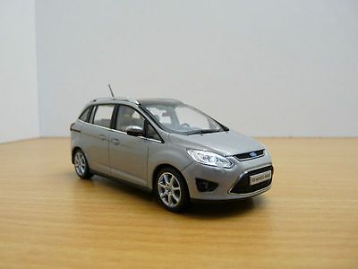 FORD FOCUS GRAND C-MAX gris 1/43 C346