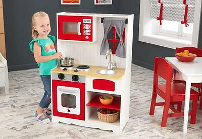 Kidkraft - Cuisine Red Country
