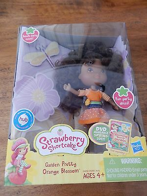 2012 Strawberry Shortcake Garden Pretty Orange Blossom Great Gift New