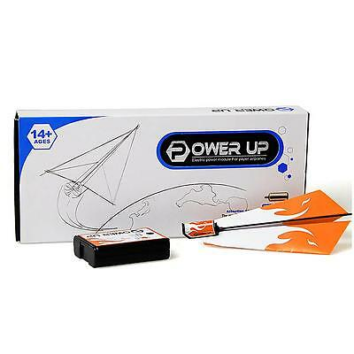 Power Up Electric Paper Plane Airplane Conversion Kit Educational Toy Kids Gift