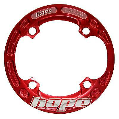 Hope Technology Bike/Cycle/Cycling Chainring Bash Ring - Red - 32/34 Teeth