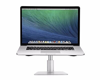 Silver-Twelve South 12-1222/B HiRise Stand for MacBook