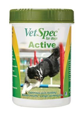 VetSpec - Active Working Dog Feed Supplement x 500 Gm