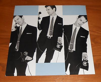Chris Isaak Speak of the Devil Poster 2-Sided Flat Square 1998 Promo 12x12