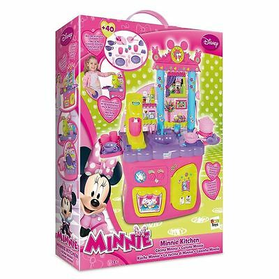 Disney Minnie Kitchen Minnie Mouse Brand New Childrens Activity Playset