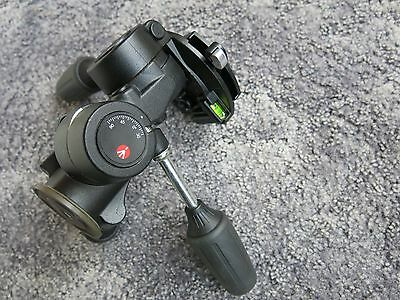 Manfrotto 808RC4 3-Way Pan/Tilt Head with RC4 Quick Release