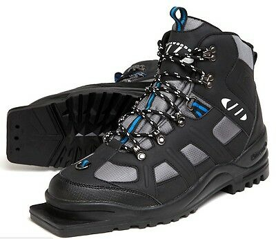 New Whitewoods 301 XC Size 39 cross country 75mm 3 Pin ski boots (6M 7W 38EUR)