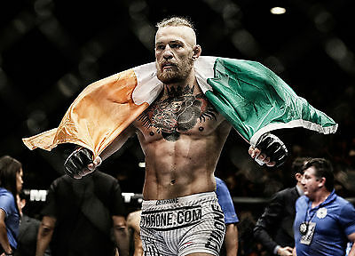 Connor Mcgregor 8X10 Glossy Photo Picture Image #2