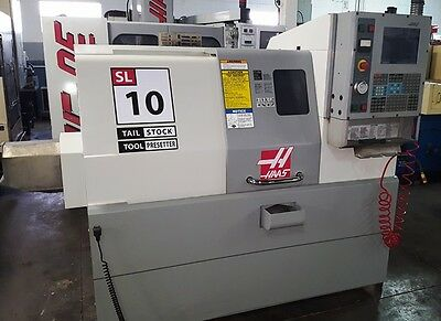 Haas SL-10T CNC Turning Center