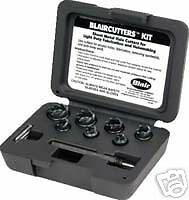 BLAIR 13218 Hole Saw Kit Standard Spot Weld Cutter Kit