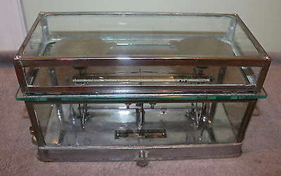 Antique Torsion Co. Glass Apothecary Scale Style 285