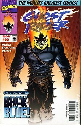 Ghost Rider (1990 2nd Series) #90 VG 4.0 LOW GRADE