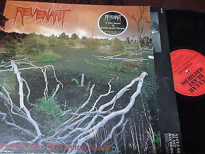 """REVENANT - Prophecies Of A Dying World, LP 12"""" GERMANY 1991"""