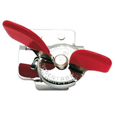 Red Super Kim Tin Can Opener - Nogent Kitchen Utensil Tool Gadget Accessory