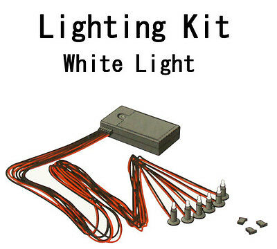 Tomytec LED Lighting Kit B2 for structures (White Light) 1/150 N scale
