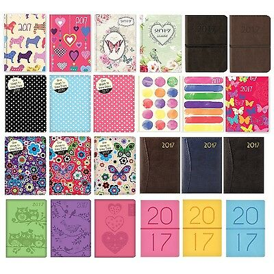 2017 POCKET DIARY {Tallon} Week to View (Organiser/Planner) 1/3