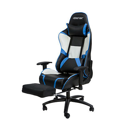 Merax Executive High Back Office Chair Racing Gaming Computer Desk Ergonomic