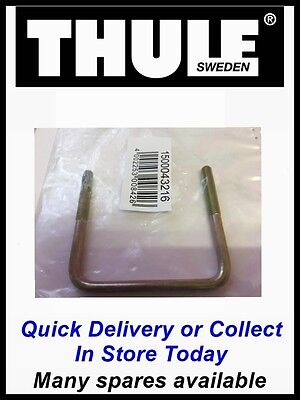 GENUINE THULE 90mm U-CLAMP FOR HALFORDS EXODUS RANGE OF ROOF BOXES 90mm x 90mm