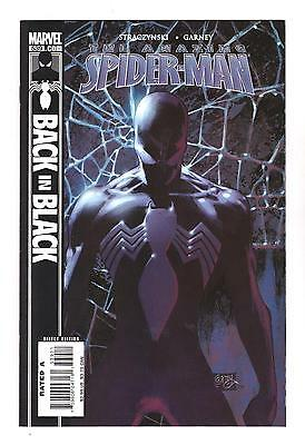 THE AMAZING SPIDER-MAN 539 (NM+) BACK in BLACK, MOVIE 2017 (FREE SHIPPING) *