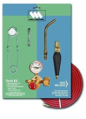 Weldmark Air/Acetylene 'B' Standard Soldering & Brazing Kit - WM300101