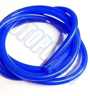 5mm Blue Silicone Hose Tube Pipe For Vacuum Lines, Dump Valves, Washer Tubing