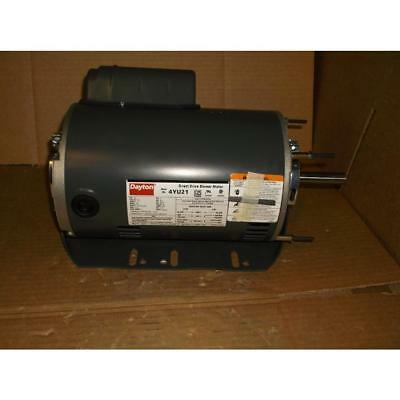 Dayton 1/3Hp Direct Drive Blower Motor Single Shaft Rpm:860/1-Speed