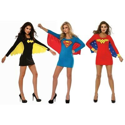 Superhero Dress Costume DC Comics Halloween Fancy Dress