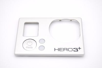 Gopro Hero 3+ Black Edition Front Cover Panel Plate REPLACEMENT PART