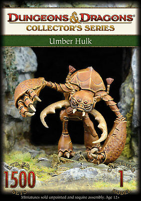 Gale Force Nine - D&D Collector's Series: Umber Hulk  71017