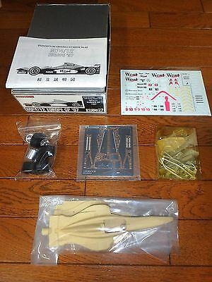 1/20 McLAREN MP4/12 EUROPE GP 1997 with WEST by STUDIO 27 ST27-FK2062